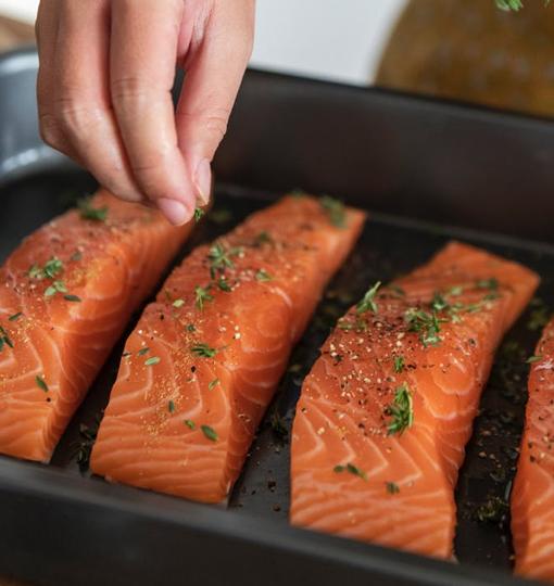 frisk fisk til døren